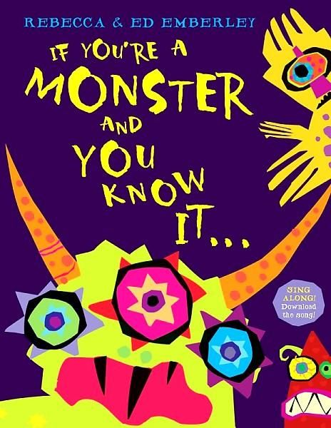 If You're A Monster and you Know It: Visualizing + Music, Movement