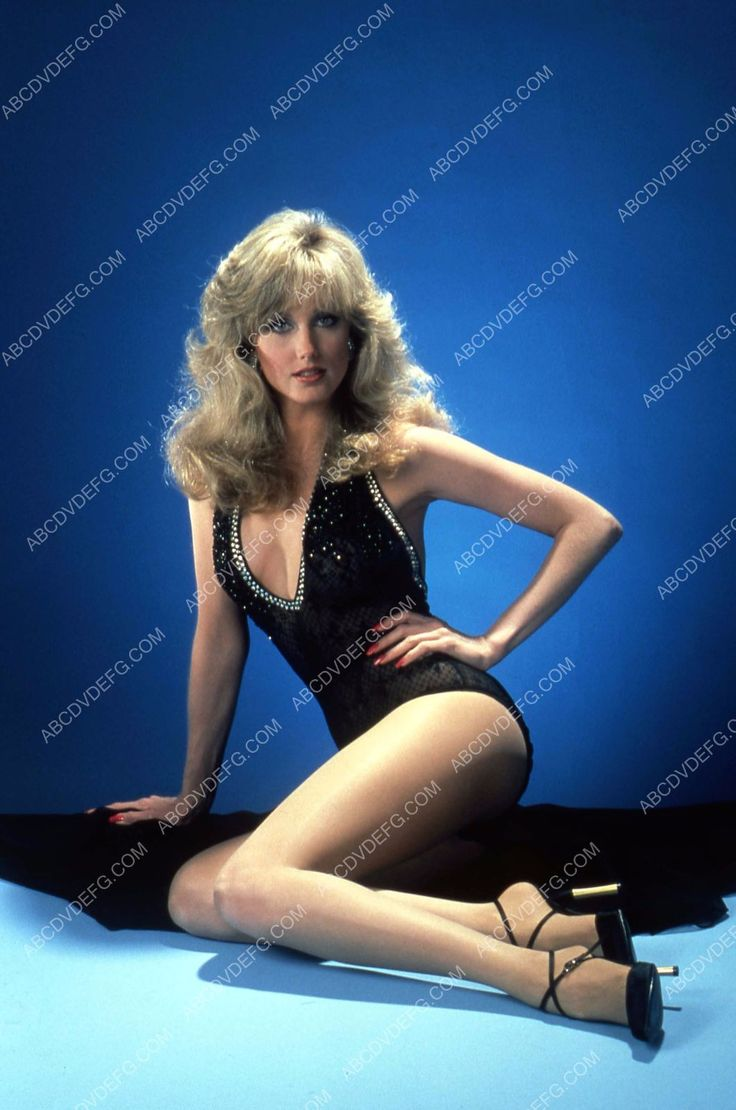 Morgan Fairchild in sexy outfit 35m-3956