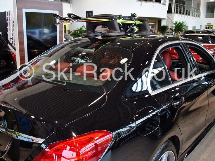 Mercedes C Class Ski Rack – No Roof Bars £134.95