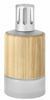 Good for my bedroom- but maybe a but darker? I need the natural/ wood look, but not rustic in any way. WOOD NATURAL Fragrance Lamp by Lamper Berger