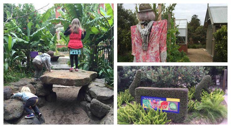 Ian Potter Children's Garden, Royal Botanic Gardens Melbourne