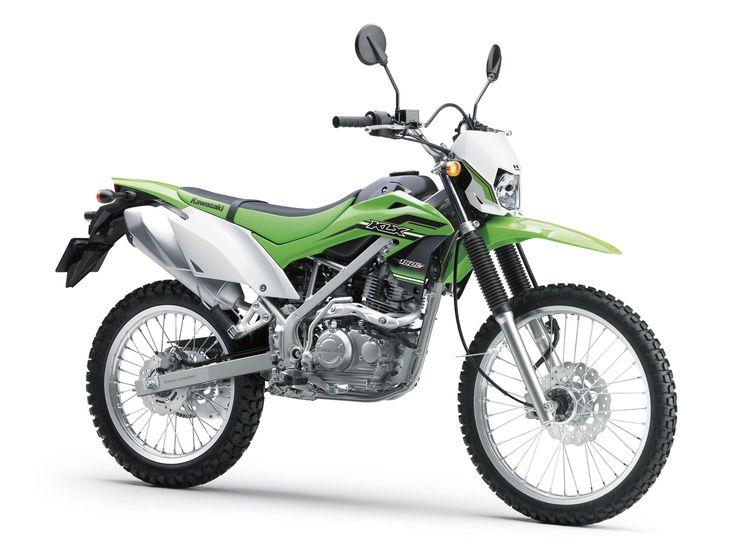 Nueva Kawasaki KLX 150 2017 | Naves 4x4