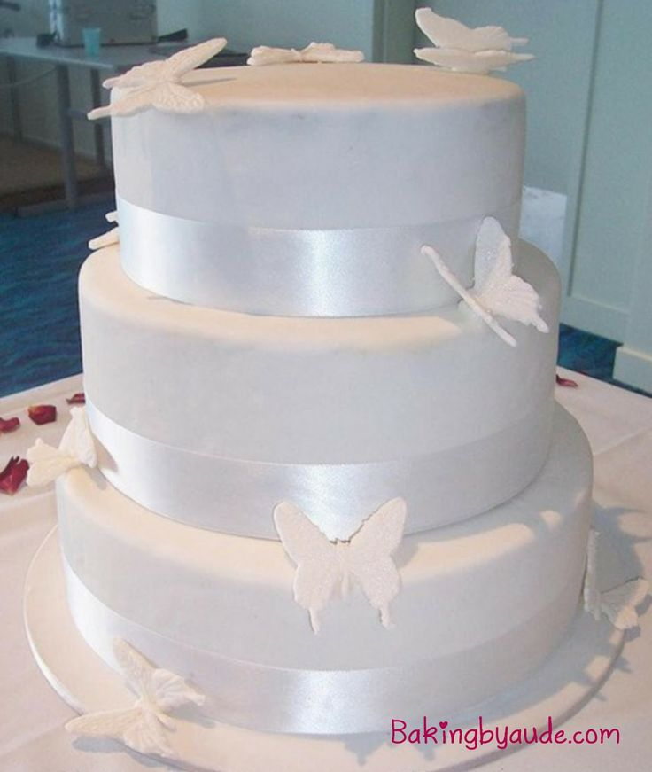 Baking by Aude: Les Wedding Cake et le Mariage