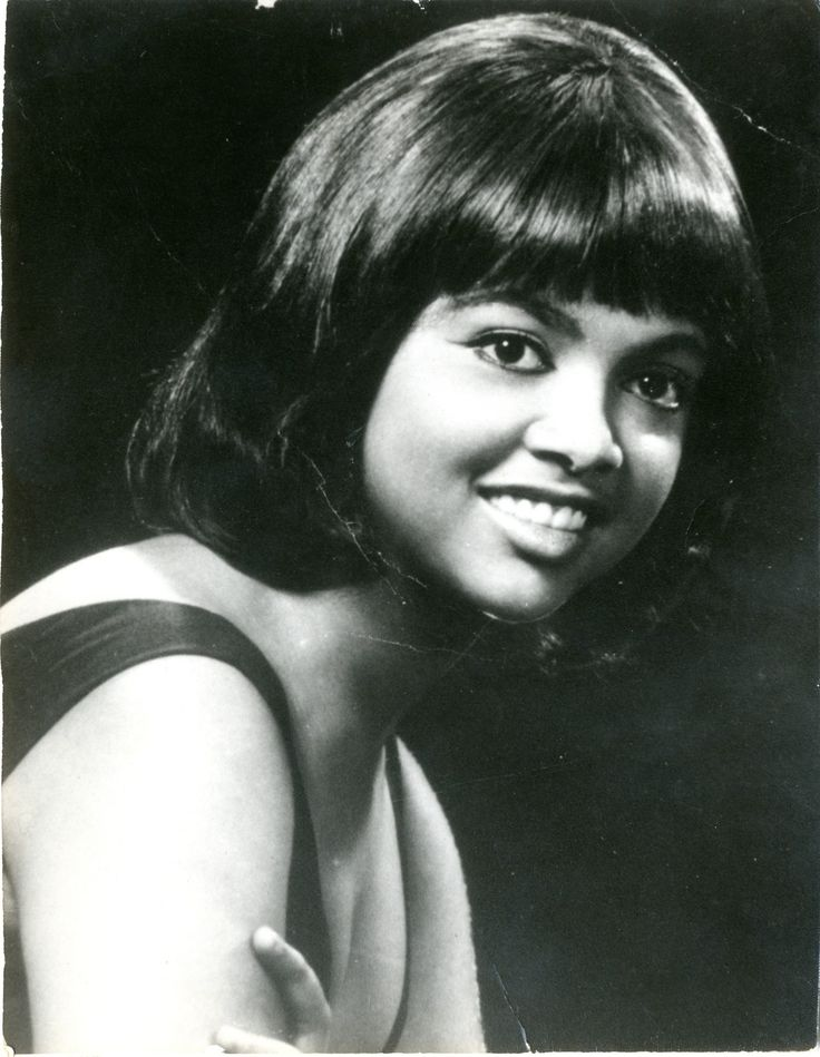 Tammi Terrell, a Motown singer from the 1960s