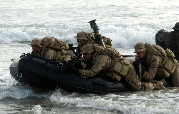 Us Navy SEALs Training