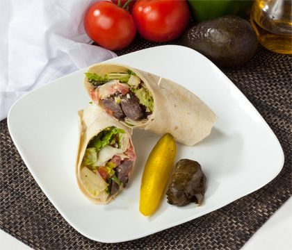 Joojeh Wrap Traditional Dishes - Traditional Persian Dishes to Take Out, Catering