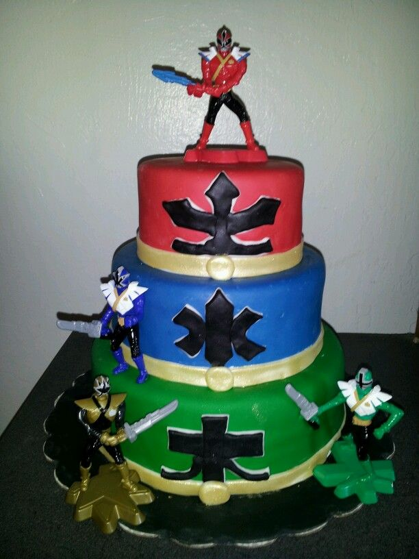 power rangers cake ideas power rangers cake brody s birthday ideas 6740