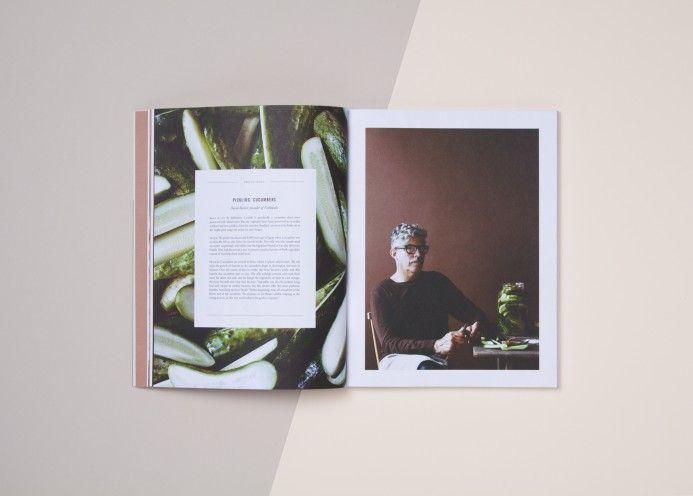 Kinfolk | Tasty + Luscious Design.