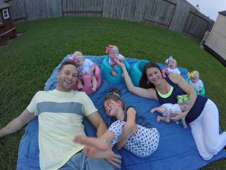 17 best images about multiples on tv and in movies on for Where is danielle s dad on outdaughtered