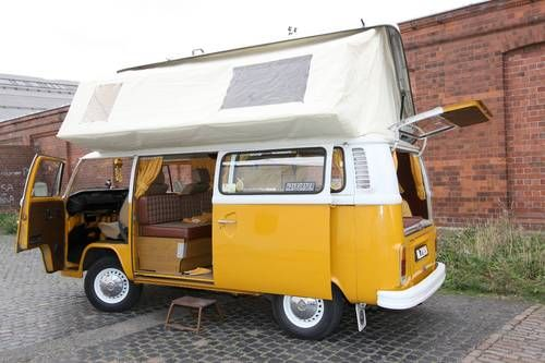 VW Super Viking 6 berth tax free For Sale (1973) £12K + repairs