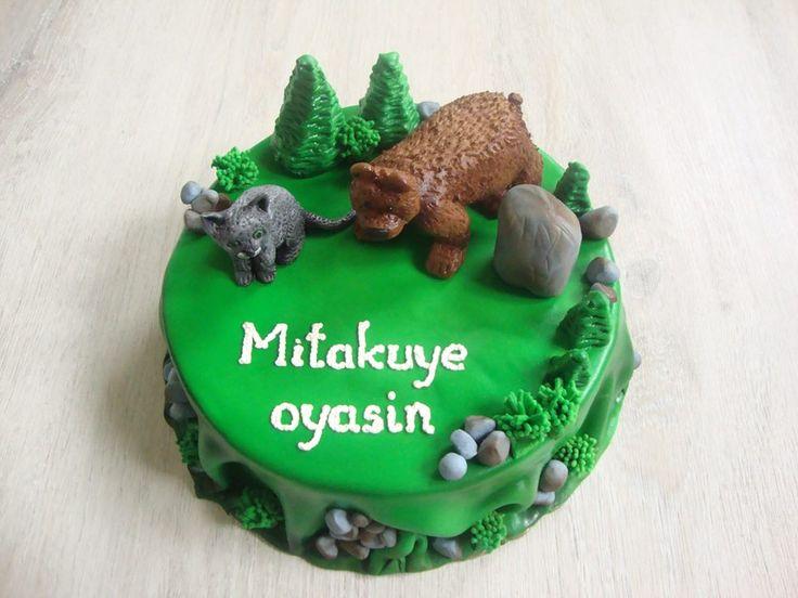 Torty Kraków Cukiernia Gateau Tort z niedźwiadkiem