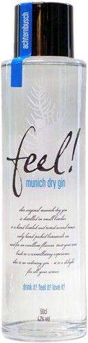 Feel !  Munich Dry Gin - 0,5 lt