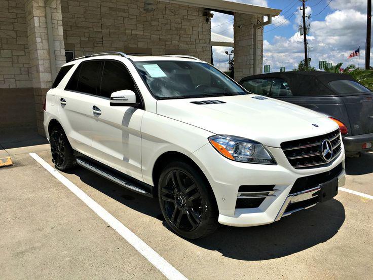 2014 #Mercedes #Benz #ML350 Premium Package SUV