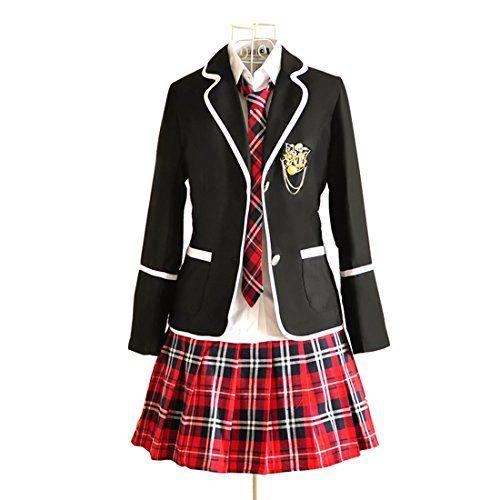 13 best school uniform images on pinterest school girl for Womens school uniform shirts