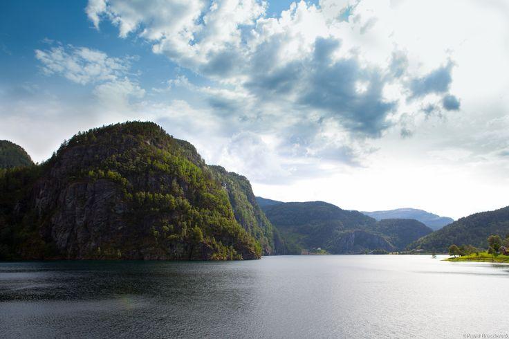 Norwegia, Ryfylke