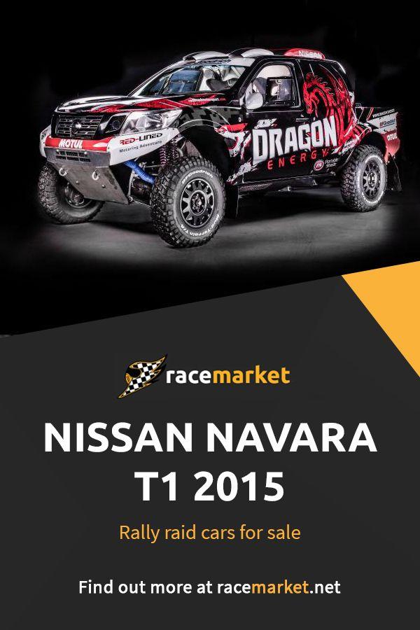 2015 T1 Nissan Navara - Rally raid vehicles for sale - Racemarket