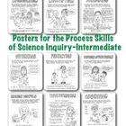 Science Inquiry Processes are the skills students use to practice science. How can you teach these skills? In this packet, there are 9 activity les...