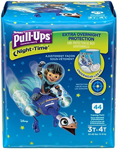 Huggies Pull-Ups Nighttime Training Pants - Boys - 3T-4T - 44 ct Baby Boy Clothes Check more at http://www.newbornbabystuff.com/huggies-pull-ups-nighttime-training-pants-boys-3t-4t-44-ct-baby-boy-clothes/