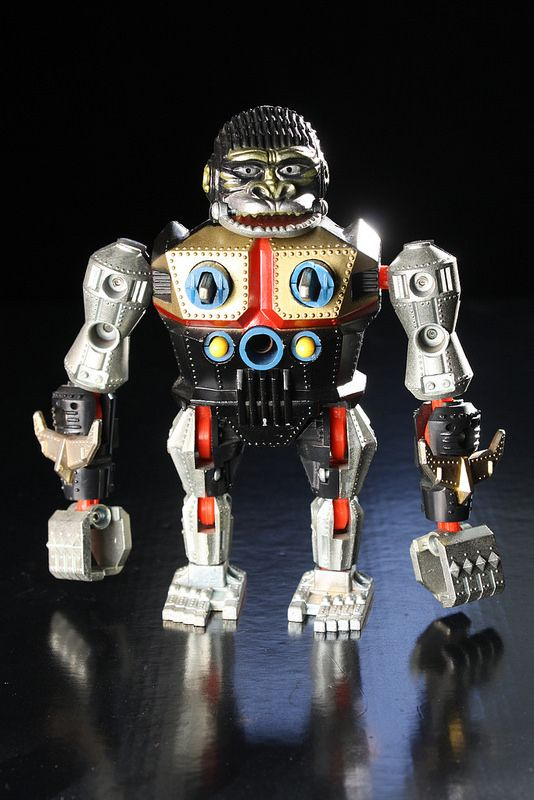 18 best future and robots images on pinterest robotics robots and ark die cast metal king kong 1970s this is a great toy malvernweather Image collections