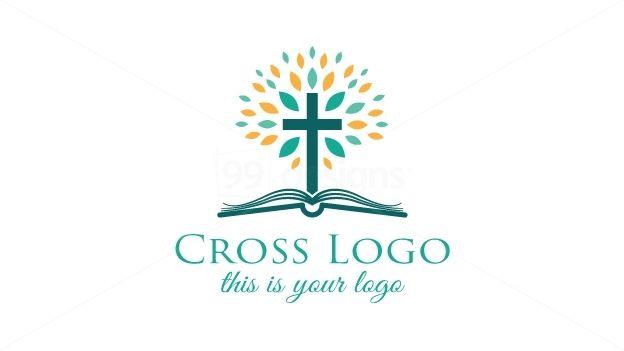 vibrant religious logo logo