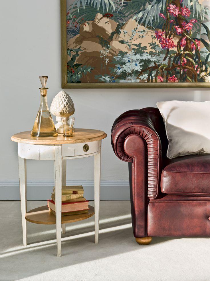 Tavolino modello Adams in stile classico di Tonin Casa