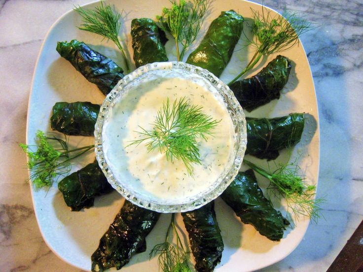stuffed beet leaves