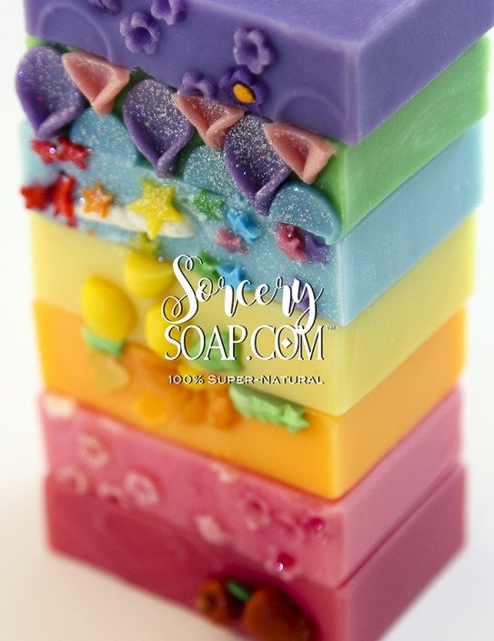 Magic Soap Boxes