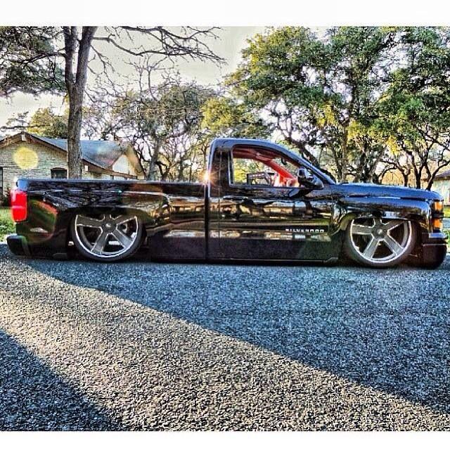 Whipple Supercharger Silverado 6 0: 17 Best Images About Slammed Street Trucks On Pinterest