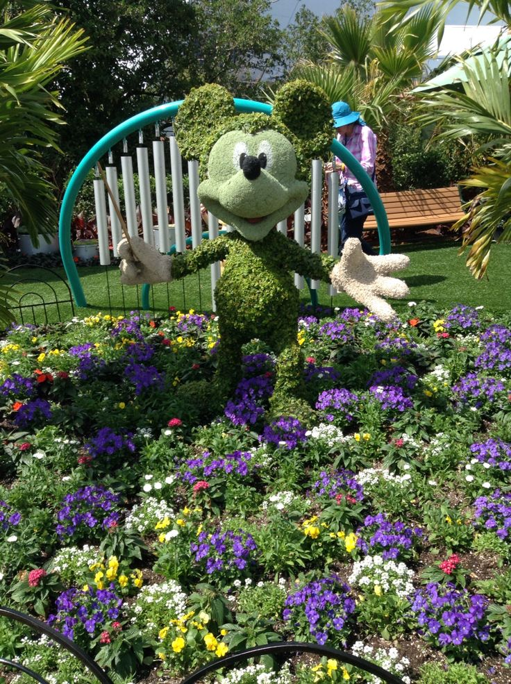 105 Best Images About Epcot Flower Show On Pinterest