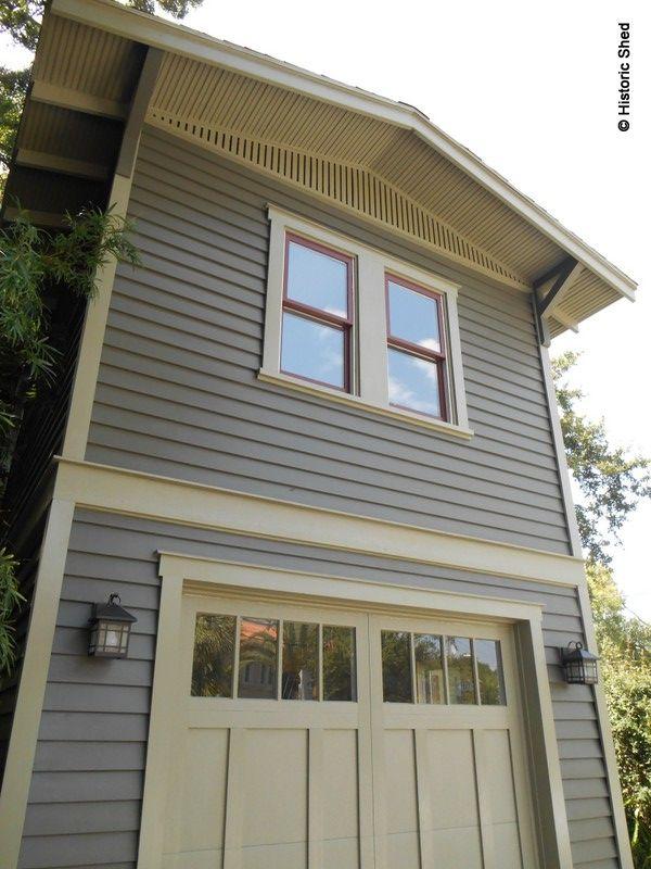 1000 images about detached garages on pinterest doors for Carport apartment