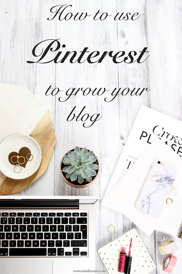 Top tips to utilise Pinterest for business. How to properly use it to get most out of it and grow your blog or website... Pinterest is a search engine and using the correct keywords can help your brand gain exposure. Get your pins go viral with these 6 useful tips. www.ninzbeauty.com