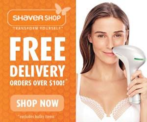 Look your best get free delivery for orders over $100