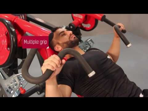 1HP533 - Super inclined bench press - YouTube