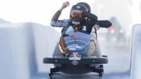 After an extremely close women's bobsleigh competition, Kaillie Humphries and Melissa Lotholz left St. Moritz with a World Cup silver....