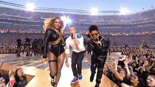 Coldplay Left in the Cold at Super Bowl 50; Beyoncé and Bruno Bring It