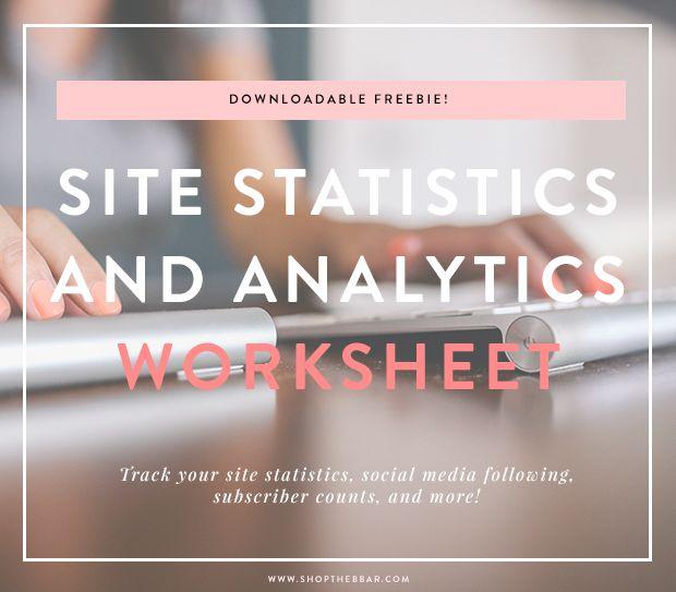 181 best images about blogging on Pinterest Student-centered - statistics worksheet