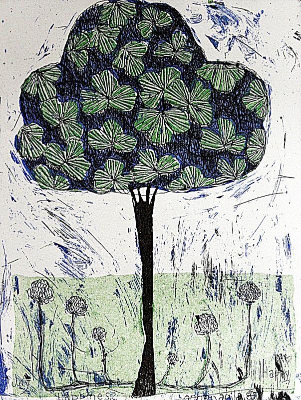 Apilapuu / Clover tree