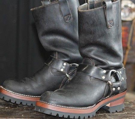 WESCO HARNESS | レッドウィング ウエスコ ホワイツのソール交換 ブーツ修理 リペアはリブロス【Re:broth】