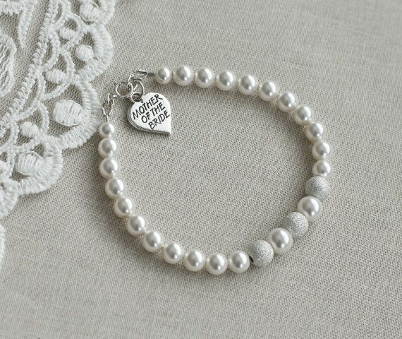 Mother of the Bride BraceletMother of The Bride by CrinaDesign73
