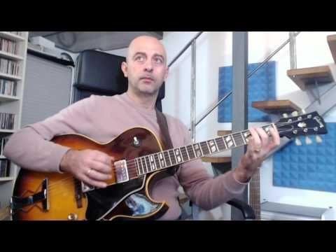 Arpeggios maj7  - Circle of fourths -  Alessio Menconi free lessons