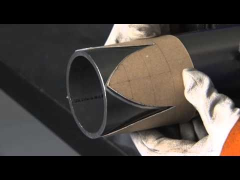 Machining of a pipefitting from a