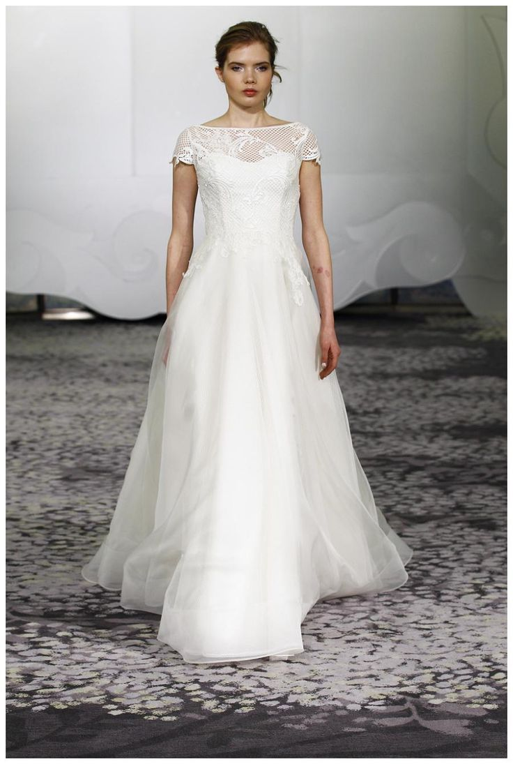 Wedding dress from the Rivini by Rita Vinieris Spring 2016 Collection.
