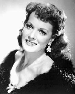 Maureen Ohara, another favorite redhead