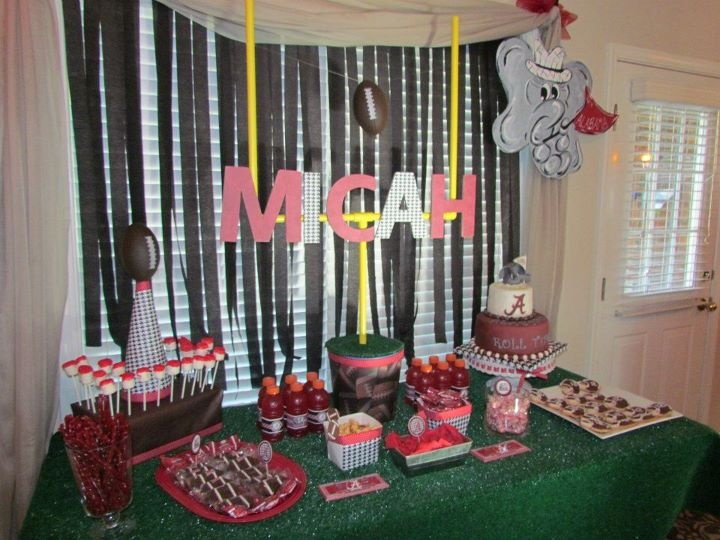 17 Best Images About Parker S Alabama Birthday Party On