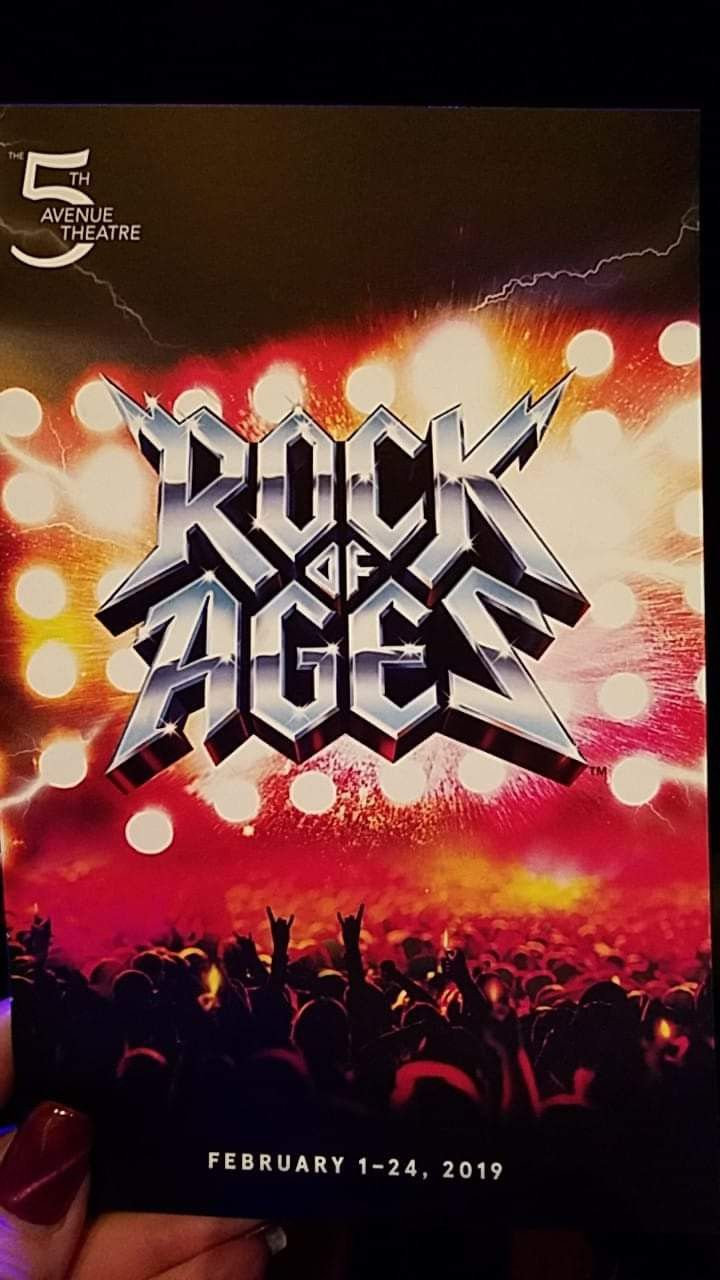 Rock Of Ages Rock Of Ages Give It To Me Poster