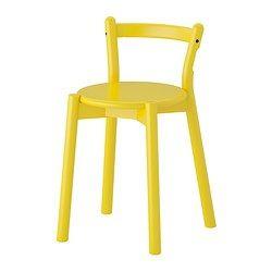 IKEA PS 2012 Stool - yellow - IKEA
