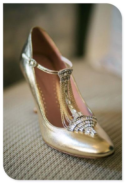 1920s Wedding Shoes 007 - 1920s Wedding Shoes