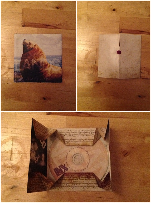 Primary research: CD packaging