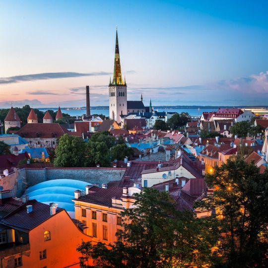 Tallinn | Estonia (by Andrey Omelyanchuk)
