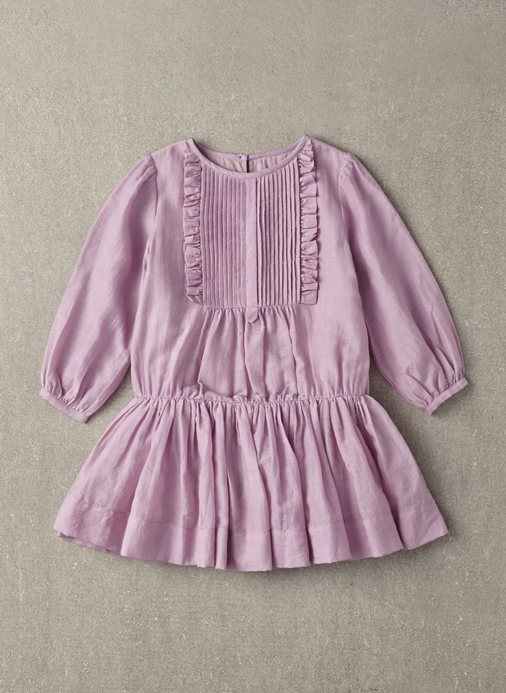 Nellystella Bethany Dress in Lavender Herb - N15F017 - PRE-ORDER